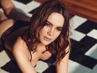 Sophia Abrahão, Manu Gavassi e mais famosas posam sensuais para projeto