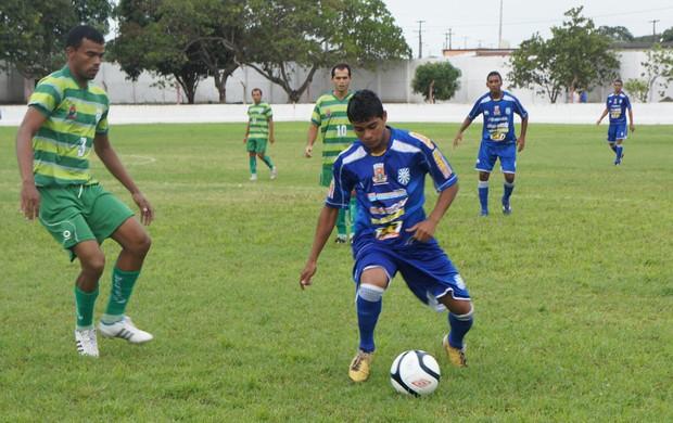 Desportiva Guarabira vence Miramar, na segunda divisão do Paraibano (Foto: Larissa Keren)