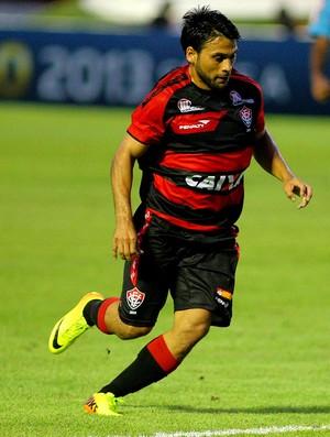 Maxi Biancucchi vitória arouca santos brasileirão (Foto: Edson Ruiz / Agência Estado)