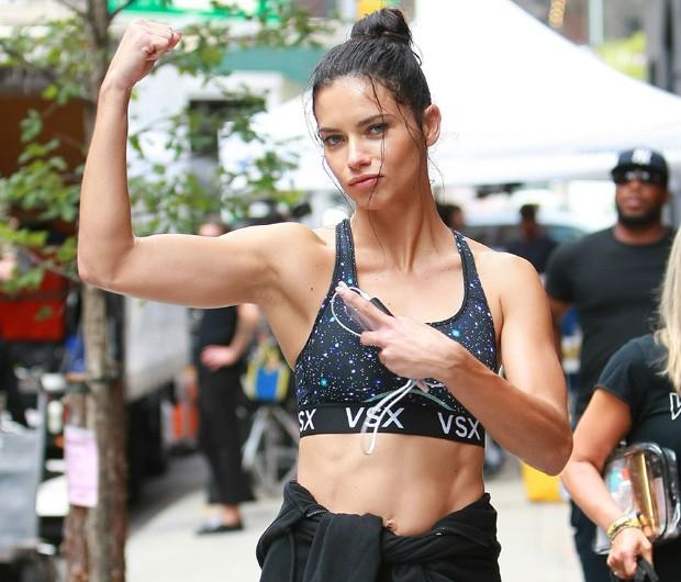 Adriana Lima (Foto: AKM-GSI)