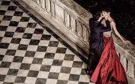 O amor está no ar! Só aqui você vê Sophie e Daniel em cena estendida de 'O Rebu'