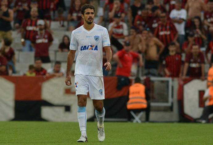 Matheus Londrina (Foto: Gustavo Oliveira/ Londrina Esporte Clube)