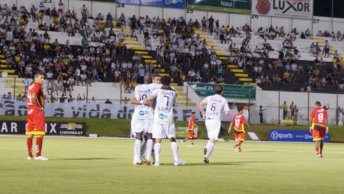 ABC x Globo FC, Campeonato Potiguar (Foto: Augusto Gomes)