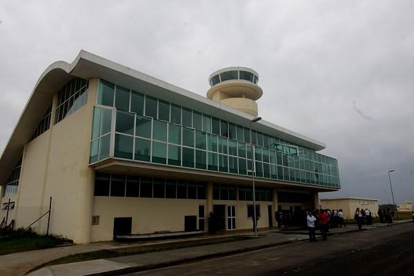 Aeroporto Em Sc : G princípio de incêndio no aeroporto jaguruna sc
