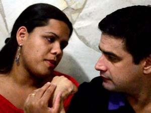 """""""Eu me sinto uma pessoa normal presa em meu corpo"""", diz Miguel (Foto: Lucas Soares / G1)"""