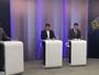 Candidatos do 2º turno em Vitória debatem na TV Gazeta nesta sexta