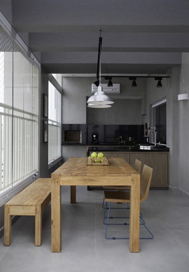 Apartamento Pedro Bazani (Foto: divulgação)