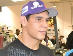 Cezar Mutante MMA UFC (Foto: Adriano Albuquerque/SporTV.com)