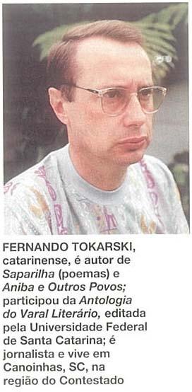 crônica-cultura-fernando-tokarski (Foto: Globo Rural )