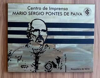 Homenagem Inter Mário Sérgio (Foto: Divulgação Inter)
