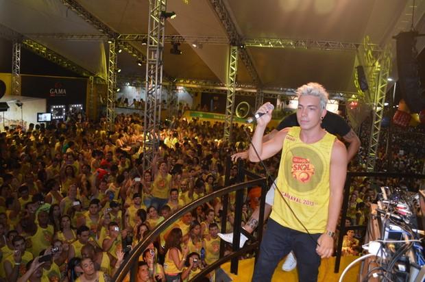 Yuri - Salvador (Foto: Felipe Souto Maior / AgNews)