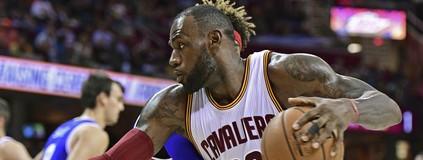 Confira a lista de jogos transmitidos pela TV na temporada 2016/17 (AP Photo/David Dermer)