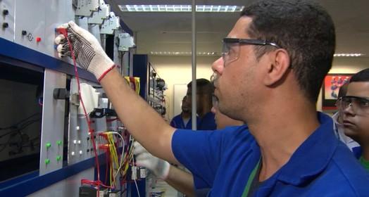 cursos técnicos em alta (TV Globo)