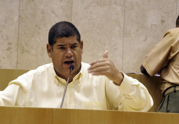 Milton Leite, vereador do DEM: disputa pela presidência da Câmara Municipal de São Paulo (Foto: Juvenal Pereira/Câmara de São Paulo)