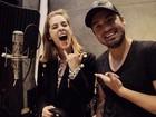Sophia Abrahão grava CD e comenta repertório: 'É uma nova versão de mim'