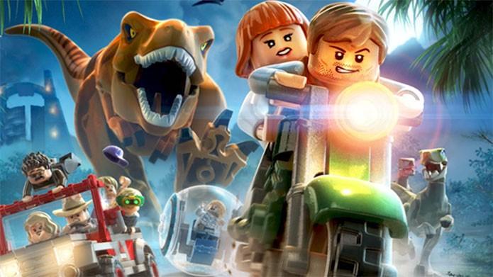 Lego Jurassic World (Foto: Divulgação)