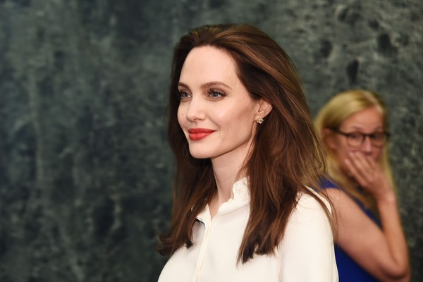 A atriz Angelina Jolie (Foto: Getty Images)