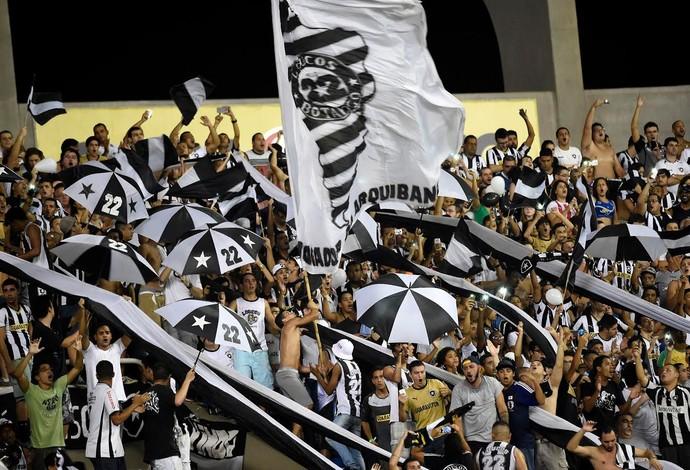 Botafogo x Fluminense 3 (Foto: André Durão)
