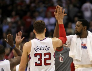 NBA Blake Griffin Los Angeles Clippers x Thunder (Foto: Getty Images)