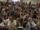 Em nova assembleia, professores da UFBA mantêm greve na Bahia