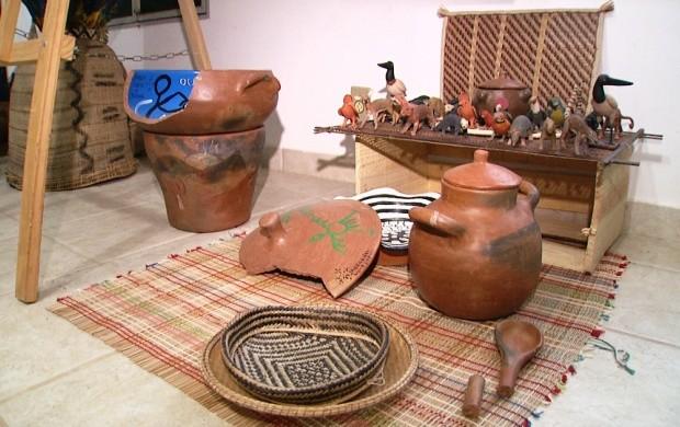 Festival das Culturas Nativas acontece em Boa Vista (Foto: Roraima TV)