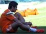 Livre das lesões, Osvaldo espera recuperar o espaço e tempo perdido
