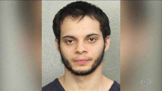 Atirador de aeroporto na Flórida disse a autoridades que ouvia vozes