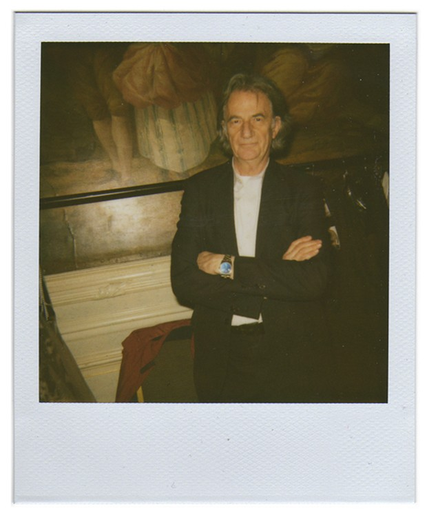 Exposição polaroids de Antonio Barros (Foto: Divulgação)