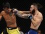 Após sofrer castigo, Trator sobrevive, mas perde para Shane Burgos no UFC