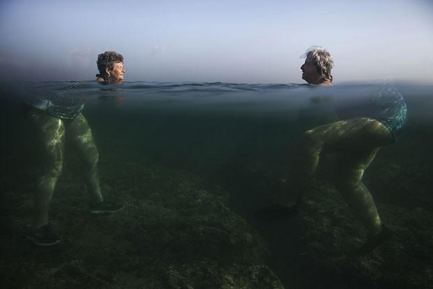 Imagem foi feita durante onda de calor em Cuba (Foto: Alexandre Meneghini/Sony World Photography Awards/Reuters)
