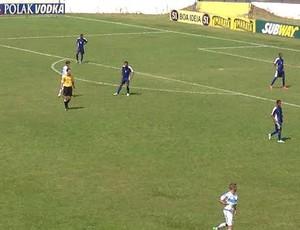 Osvaldo Cruz x Marília Campeonato Paulista de Base (Foto: Rogério Januário Júnior / Cedida)