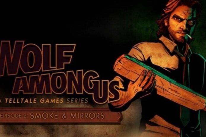 Рабочий Кряк для игры The Wolf Among Us Episode 2. Можно ставить на любую в