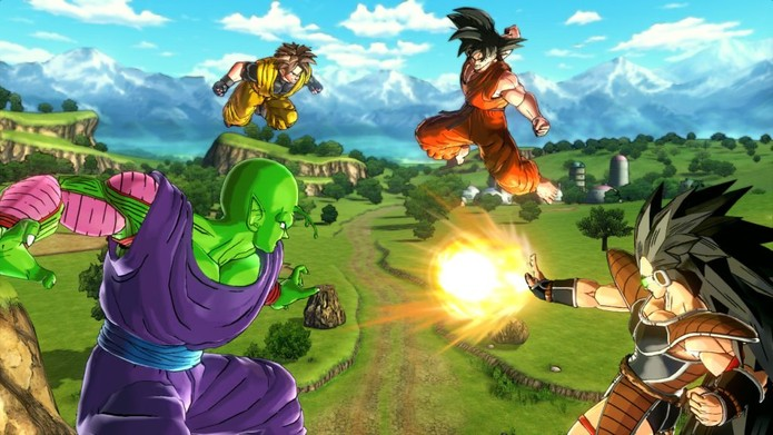 Dragon Ball Xenoverse mais barato na PSN (Foto: Divulgação/Bandai Namco)