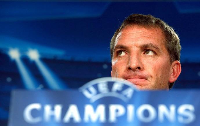 Brendan Rodgers, Coletiva Liverpool (Foto: Reuters)