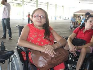 Conceição pretende mudar de vida após ganhar moradia (Foto: Catarina Costa/G1 PI)