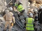 Ataques russos na Síria já deixaram mais de dois mil mortos