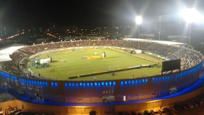 Confiança x Flamengo, Copa do Brasil, Arena Batistão (Foto: Júnior Prado)