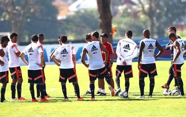 pronto (Gilvan de Souza / Flamengo)