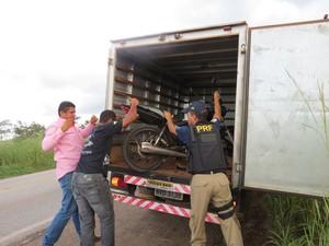 Ao todo 16 acidentes foram registrados durante a operação do feriado do trabalhador (Foto: Divulgação/PRF-TO)