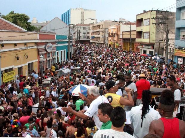 Carnaval da Cidade Baixa deve reunir milhares de pessoas neste sábado em Porto Alegre (Foto: Rogério Machado/Divulgação PMPA)
