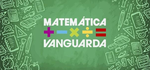 Matemática Vanguarda mobiliza alunos de diversas cidades da região (Foto: Arte/ TV Vanguarda)
