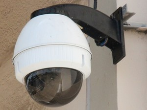 Câmeras de segurança estão sendo instaladas em vários pontos de Boa Vista (Foto: Divulgação/Sesp)