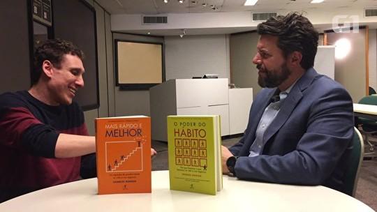 'O pior hábito é ser ocupado e não produtivo', diz Charles Duhigg