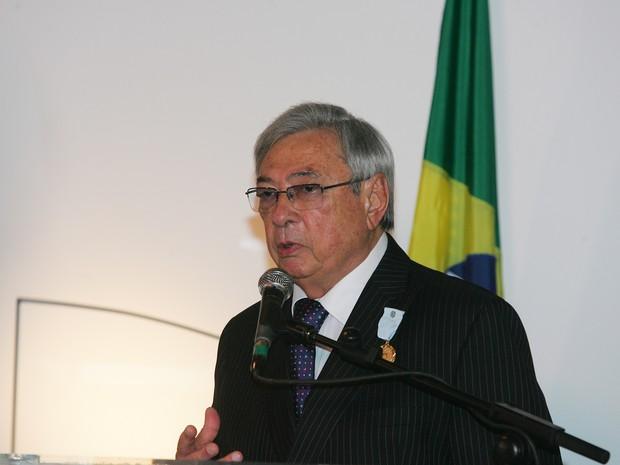 Ivens Dias Branco morreu aos 81 anos em São Paulo (Foto: Diário do Nordeste/Arquivo)