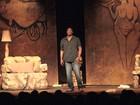 Ex-´É o Tchan' Jacaré estreia monólogo em teatro carioca