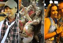 Veja imagens do terceiro dia de festa