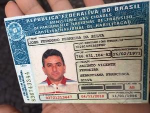José Ferreira da Silva foi atropelado na Gávea (Foto: Fernanda Rouvenat/G1)