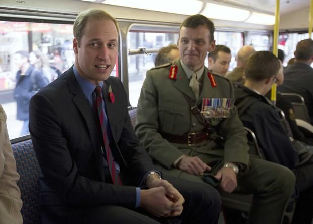 Príncipe William (Foto: Reuters / Agência)