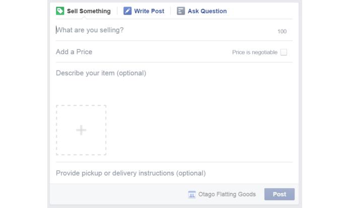 Recurso vai facilitar venda de produtos na rede social (foto: Reprodução/The Next Web)