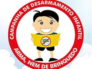 Campanha de Desarmamento Infantil 2014 de Volta Redonda (Foto: Divulgação/Prefeitura Volta Redonda)